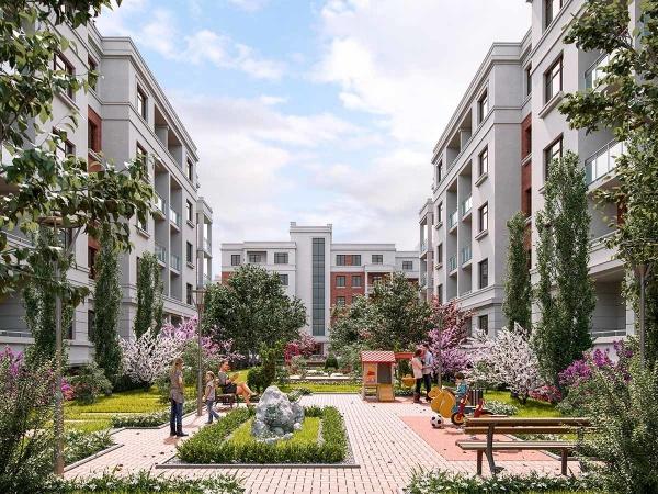 Жилой комплекс ЖК «Парк Совиньон», фото номер 7